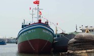 Đà Nẵng: Hạ thủy tàu vỏ thép thứ hai