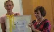 Người Việt Nam đầu tiên được trao Giải thưởng Midwives4all