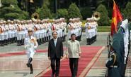 Việt Nam và Philippines hợp tác an ninh, quốc phòng