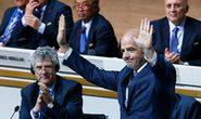 Tân chủ tịch FIFA: Bản sao của Sepp Blatter