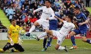 Đè bẹp Getafe, Real Madrid lên nhì bảng La Liga