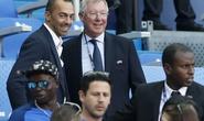 HLV Ferguson chặn đường, chúc mừng Ronaldo-Nani