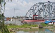 Tai nạn chết người trên công trường cầu Ghềnh