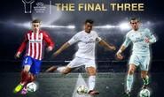Messi văng khỏi tốp 3 Cầu thủ xuất sắc nhất châu Âu