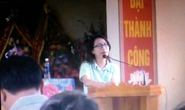 Phóng viên VTV xin lỗi dân về phóng sự Cây chổi quét rau