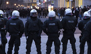 Đức: Hơn 120 cảnh sát bị thương vì bạo loạn