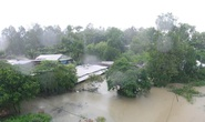 Quảng Nam: Nước lên nhanh, 2 mẹ con bị lũ cuốn trôi