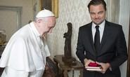 Leonardo DiCaprio diện kiến Giáo Hoàng Francis
