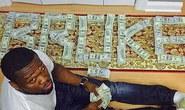 Rapper 50 Cent khốn đốn vì khoe ảnh chụp với tiền