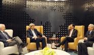 Bí thư Thành uỷ TP HCM tiếp Ngoại trưởng Mỹ tại Bitexco Financial Tower
