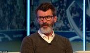 Roy Keane xát muối vào vết thương Arsenal
