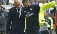 HLV Zidane báo hung tin trước trận gặp Man City