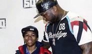 Rapper 50 Cent đột ngột tuyên bố có thêm con