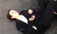 Sao nữ bị tấn công vô cớ ở bãi đậu xe