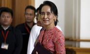 Myanmar bớt 2 ghế bộ trưởng của bà Aung San Suu Kyi