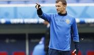 Shevchenko âu lo khi Ukraine đấu hiện tượng Iceland