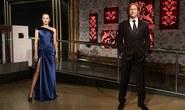 Tượng sáp Angelina Jolie và Brad Pitt cũng ly dị