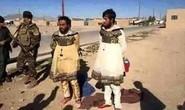 Phát hiện tay súng IS mặc...váy tháo chạy khỏi Mosul