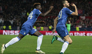 Đánh bại Sevilla, Juventus vào vòng 1/8
