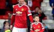 Rooney cho con trai sang kình địch Man City học đá bóng