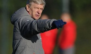 Wenger lên tiếng về hợp đồng mới với Arsenal