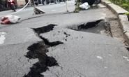 Tổ chức lại giao thông đường Trường Sa sau sự cố sụp lún
