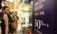 TP HCM: Đông nghẹt người xếp hàng mua đồ giảm giá ngày Black Friday
