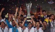 Thắng ngược Liverpool, Sevilla 3 năm liền vô địch Europa League