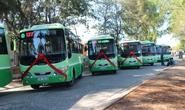 Khai trương 2 tuyến xe buýt mới tại huyện Cần Giờ