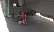 Xe máy đâm đuôi xe tải, người đàn ông tử vong tại chỗ