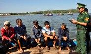 Suýt mất mạng vì tàu Trung Quốc tấn công