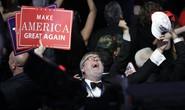 Bầu cử Mỹ: Hai bờ cảm xúc sau khi ông Trump thắng