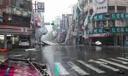 Đổ bộ Đài Loan, siêu bão Nepartak ra biển tiến tới Trung Quốc