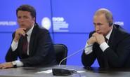 """Ông Putin: """"Nga sẵn sàng dỡ bỏ lệnh trừng phạt với EU trước"""""""