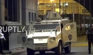 Sân bay Thổ Nhĩ Kỳ bị tấn công rốc két