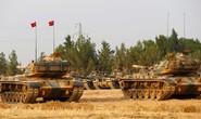 Thổ Nhĩ Kỳ đưa thêm xe tăng vào Syria