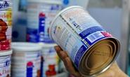 Thông tin sữa công thức=sữa bò+hóa chất bị phản ứng mạnh