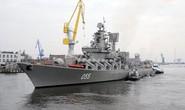 Bất ngờ với tàu chiến Nga