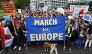 Anh: Hàng ngàn người biểu tình chống Brexit