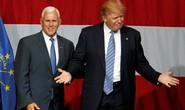 """Ông Donald Trump chọn được """"phó tướng"""""""
