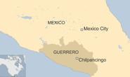 Mexico: Rùng rợn phát hiện đầu người gần tòa nhà chính phủ