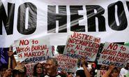 Philippines: Biểu tình phản đối vinh danh nhà độc tài Marcos