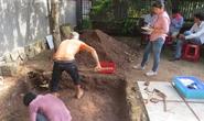 Phát hiện liên quan đến lăng mộ vua Quang Trung
