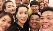 NSƯT Trịnh Kim Chi xúc động họp mặt người đưa đò