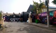 Cảnh sát đột kích quán bar đưa hơn 100 dân chơi về trụ sở