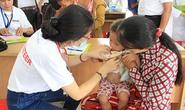 Gần 100 trẻ phẫu thuật  hở hàm ếch
