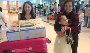 2 chuyến bay Đài Loan - Cần Thơ đưa cô dâu Việt về quê ăn Tết