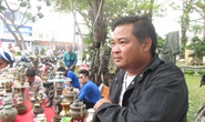 Trố mắt với cổ vật kể chuyện ở Đà Thành
