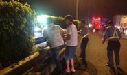 Tai nạn liên hoàn trên cao tốc TP HCM - Trung Lương