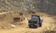Hai mỏ đá gây ô nhiễm  đã dừng hoạt động, sau nhiều ngày bất tuân